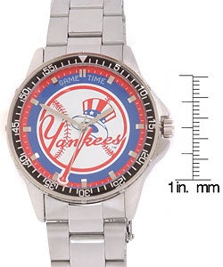 New York Yankees Top Hat Men's Coach Series Watch