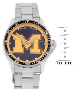 Michigan Wolverines NCAA Men's Coach Watch