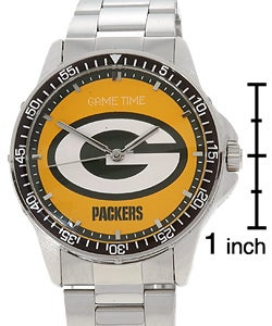 Green Bay Packers NFL Men's Coach Watch
