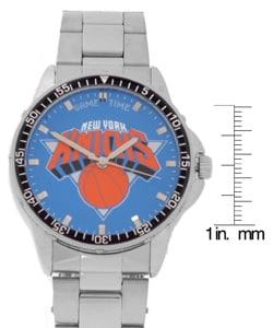 New York Knicks NBA Men's Coach Watch
