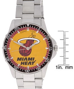 Miami Heat NBA Men's Coach Watch