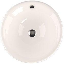 Fontaine Flared Bowl Porcelain Vessel Bathroom Sink