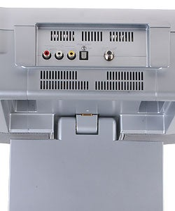 Sony ICF-DVD57TV Under-the-Cabinet LCD TV DVD/CD Clock Radio (Refurbished)
