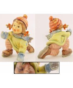 "Hummel ""Icy Adventure"" Figurine Set (3 pc.)"