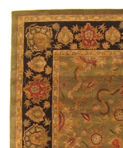 Hand-tufted Wool Navin Rug (7'9 x 9'9)