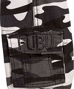FUBU Boys T-Shirt and Shorts Set
