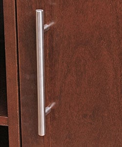 Dexter Walnut 2-door Entertainment Cabinet