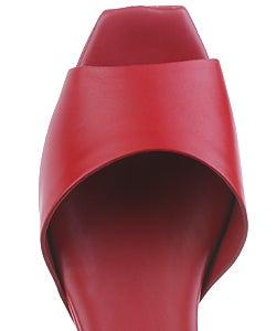 BCBGirls Gus Women's Wrapped Wedge Sandals