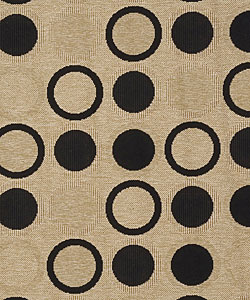 Cafe Series Indoor/ Outdoor Rug (8'9 Round)