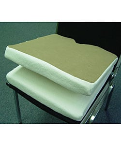 Seat and Back Portable Cushion with Memory Foam