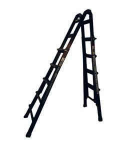 Black Rhino Professinal All In One 17 Foot Ladder