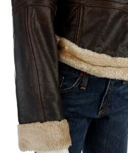 Hot Kiss Junior's Faux Shearling Jacket