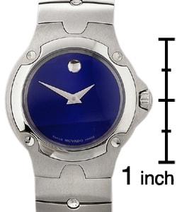 Movado Sports Edition Men's Blue Dial Watch