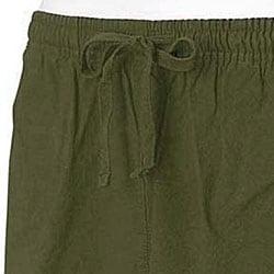 Erika Clothing Women's Elastic Waist Shorts