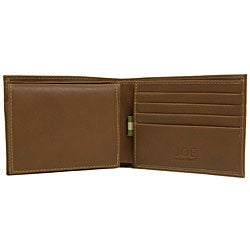 Joe by Joseph Abboud  Men's Leather Passcase Wallet