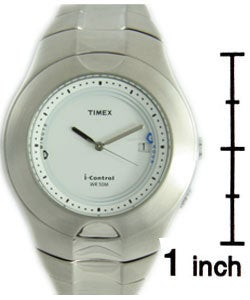 Timex Men's i-Control Turn and Pull Alarm Watch