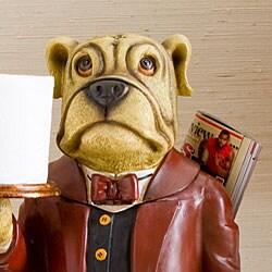 Bulldog Tissue Butler