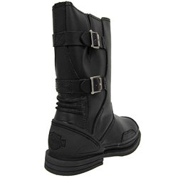 Harley Davidson Mens Leather Riding Boots