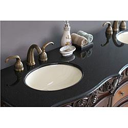 Trenton 72-inch Double Sink Bathroom Vanity