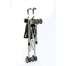 BagBuddy Cart - Mesh Bag Steel Shopping
