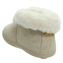 Brumby Men's Sheepskin Slipper Boots