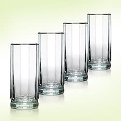 Anchor Hocking 8-piece Precious Jewel Glassware Set