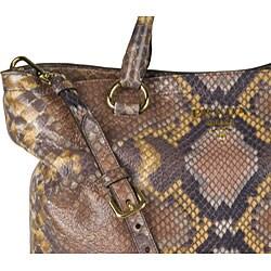 prada tessuto city medium tote - Prada 'Cervo Lux' Print Tote Bag - 12022812 - Overstock.com ...