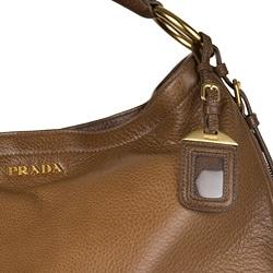 prada replica backpack - Prada \u0026#39;Cervo Antik\u0026#39; Hobo Bag - 12032107 - Overstock.com Shopping ...