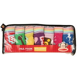 Small Paul by Paul Frank Girl's '7 Days of the Week' Underwear