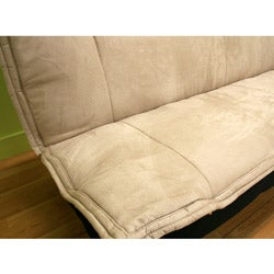 Asian Flair Futon-style Convertible Sofa
