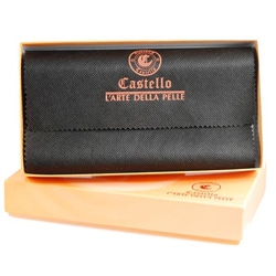 Colombo Long Credit Card Wallet