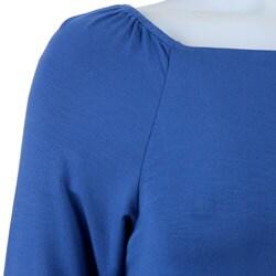 AtoZ Women's Off-the-shoulder Top