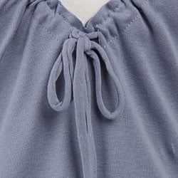 AtoZ Women's Deep V-neck Top