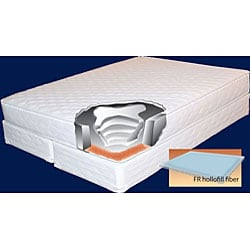 Bali Semi-waveless 8-inch Queen-size Water Mattress