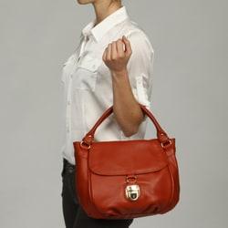 Presa 'Charlotte' Buckle Hobo-style Bag
