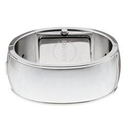DKNY Women's Silver Bangle Watch