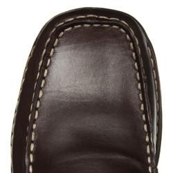 AK Anne Klein Women's 'Manny' Slip-on Loafers