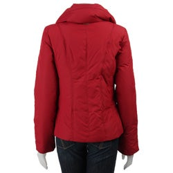 Ellen Tracy Women's Packable Down Jacket