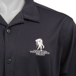 Adidas Men's 'Wounded Warrior Project*' Button-down Shirt