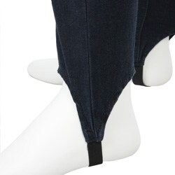 Plus size stirrup pants