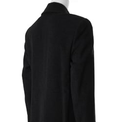 Jonathan Michael by Adi Women's Full-length Black Wool Coat
