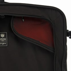 Samsonite Pro-DLX Black Trifold Garment Bag