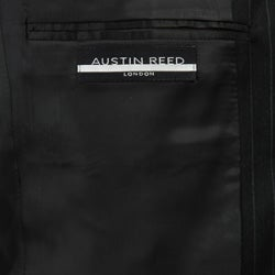 Austin Reed Men's Charcoal Grey Stripe Suit