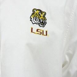 Izod Collegiate Men's LSU Oxford Shirt