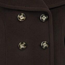 Laundry by Shelli Segal Women's Skirted Waist Coat