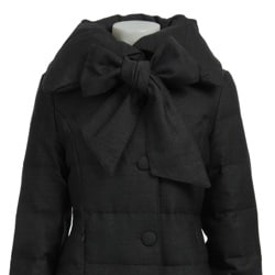 Kenneth Cole Women's 3/4-length Puffer Coat