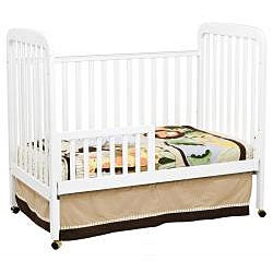 DaVinci Alpha 3-in-1 Crib in White