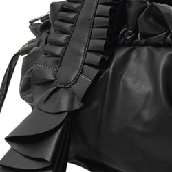 Adi Designs Ruffled and Pleated Hobo