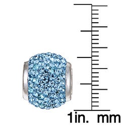 Signature Moments  Crystal March Birthstone Bead