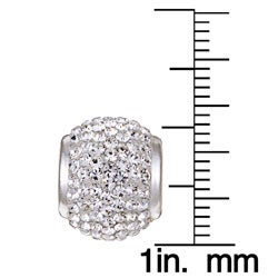 Signature Moments  Crystal April Birthstone Bead